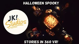 Best Friends Scary Stories ALL IN 360 VR