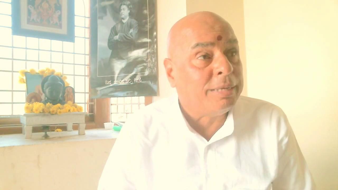 Kannada-Telugu-Guruji explains about Anahatha and Swasdistadhana Chakra/Sex  Chakra