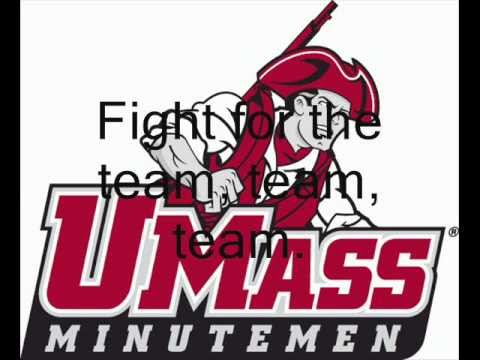 UMass Fight Song.wmv