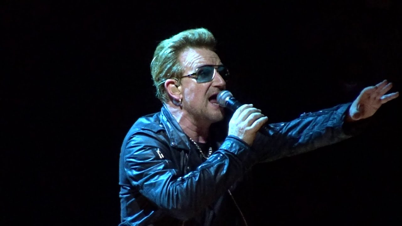 U2 glasgow song for someone 2015 11 07 u2gigs com youtube