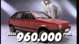 Anuncio Seat Ibiza - 1990