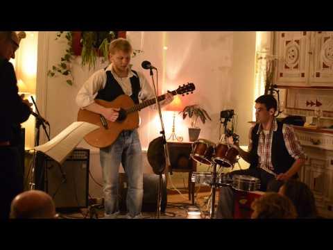 Gregory Harrison - Guernsey Girl (Instrumental)