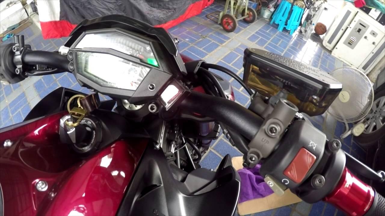 Tigerridingshop Present Plug Play Gear Indicator For Kawasaki Z
