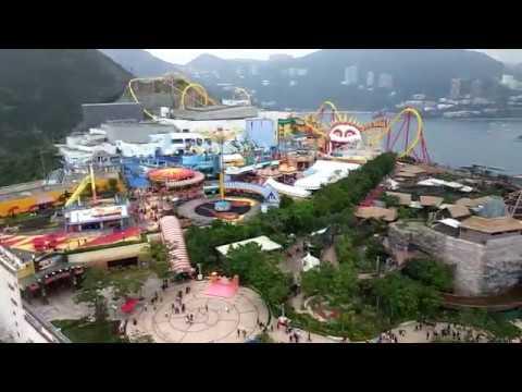 Гонконг. Ocean Park. Часть 3. Все аттракционы и павильоны. Полная экскурсия.