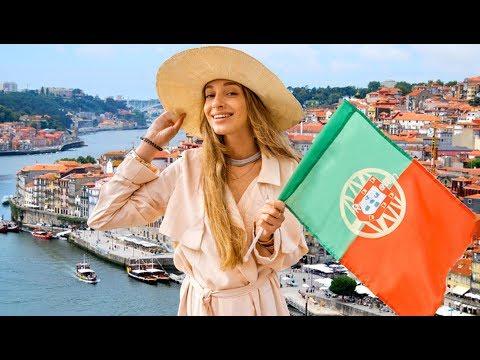 Португалия. Интересные Факты о Португалии.