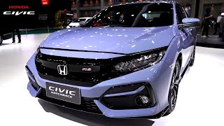 2021 Honda CIVIC Hatchback - HOT HATCH!