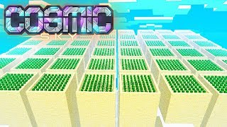 Spending $80,000,000 On Beets - Minecraft Cosmic Sky #6 | JeromeASF