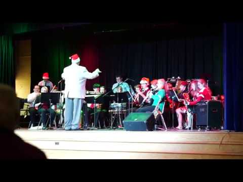 2018 Winter Concert, Northern Garrett High School Concert Band