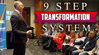 9 Step Transformation System - Brian Rose at The Yes Group {Full Speech}