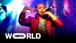 G Herbo and  Kendrick Sampson on Black America's Trauma | Complex World