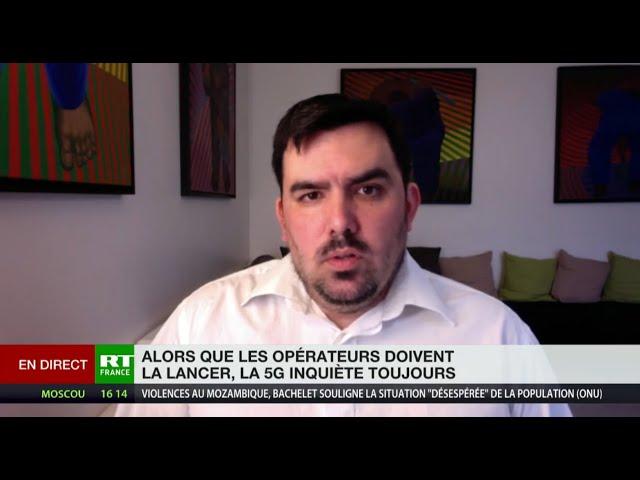 La 5G inquiète Rennes : «Les études existantes montrent qu'il n'y a pas de risques majeurs»