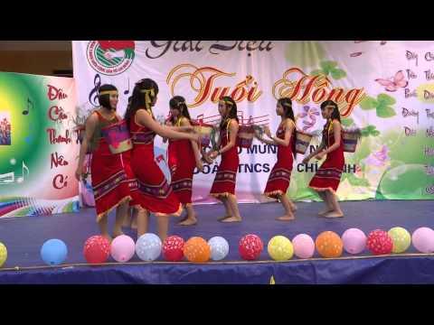Múa: Nàng Sơn Ca - Chi đoàn 10B1 - Trường THPT Nguyễn Thị Bích Châu