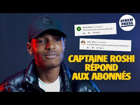 Youtube: Interview G.A.V | Captaine Roshi répond aux abonnés