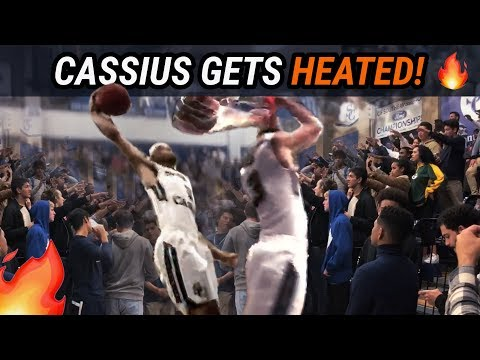 Cassius Stanley Takes Over In Overtime Thriller VS Jules Bernard! UNREAL FINISH!!