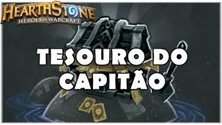 HEARTHSTONE - TAVERNA TESOURO DO CAPITÃO CORAÇÃO NEGRO!