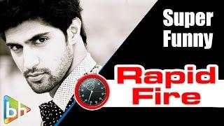 Tanuj Virwani's FUNNY Rapid Fire On Ranbir Kapoor   Alia Bhatt   Lisa Haydon