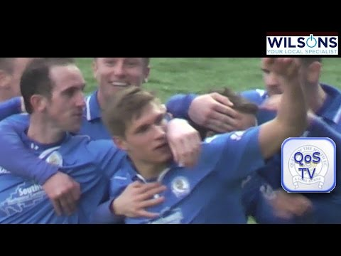 All of  Gavin Reilly's goals for QOS