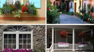 Window Flower Box Ideas