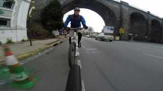 GoPro MTB/VTT ride Clermont-Ferrand, Royat, Puy de Dome