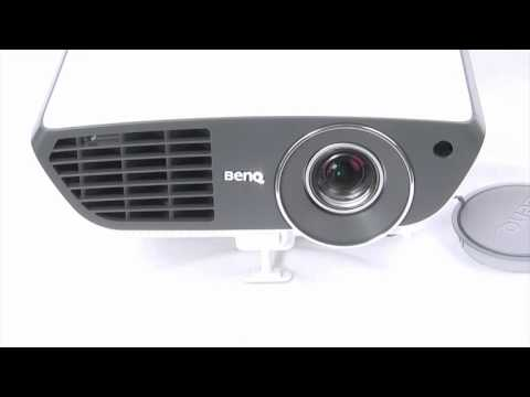 Video Review Benq W710ST - YouTube