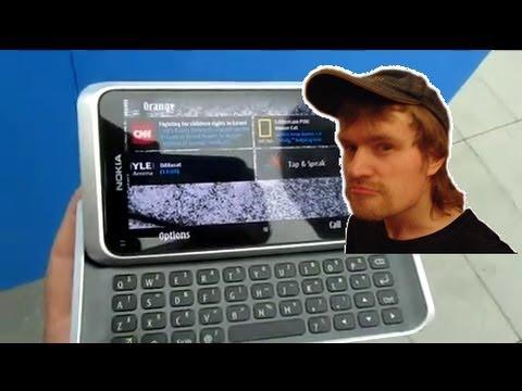 Nokia E7 обзор
