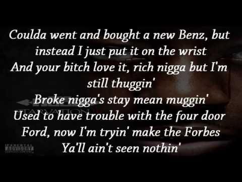 Ace Hood    Everyday   Lyrics   Prod By Don