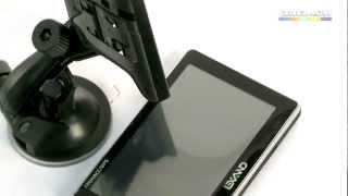 видео GPS-навигатор Lexand SG-615 PRO HD