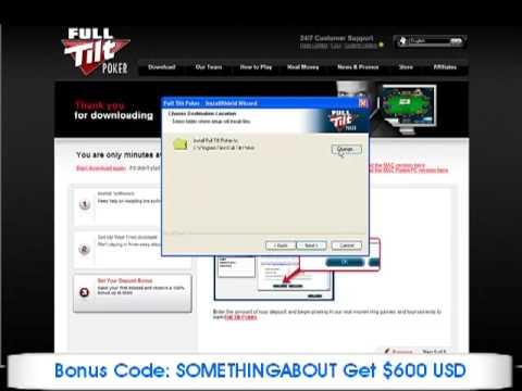How To [ Download Full Tilt Poker ] Software