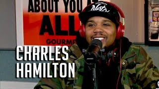 Charles Hamilton is BACK : Explains What Happened! Drops Crazy Freestyle!!