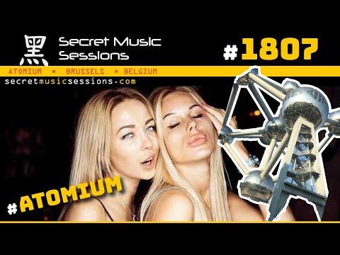Secret Music Session ATOMIUM Buxelles