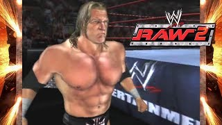 WWE Raw 2 - Top 10 Ruthless Aggression Superstars