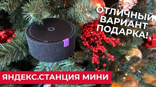 обзор Яндекс.Станция Мини. В чём разница?