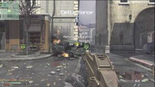 MW3 - Search and Destroy Gameplay 17-1