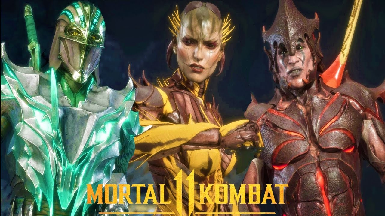 Mk11- New Upcoming Kl Skins Showcase