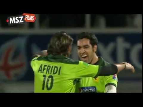 Pakistan Unbelievable victory vs England  3rd ODI 2010