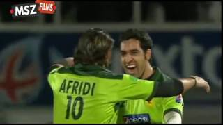 Pakistan Unbelievable victory vs England  3rd ODI 2010