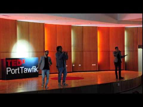 Egyptian Hip-Hop   Under-Zero Band   TEDxPortTawfik