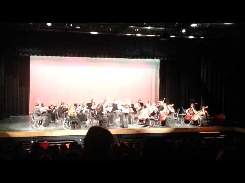 Clawson High School Strings - Tam Lyn