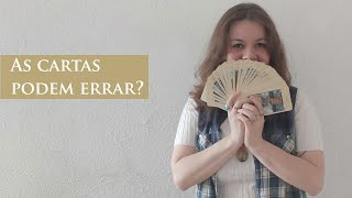 Será que as cartas erram?