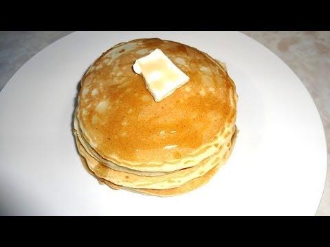 Pancakes (Hotcakes) - Mi Receta
