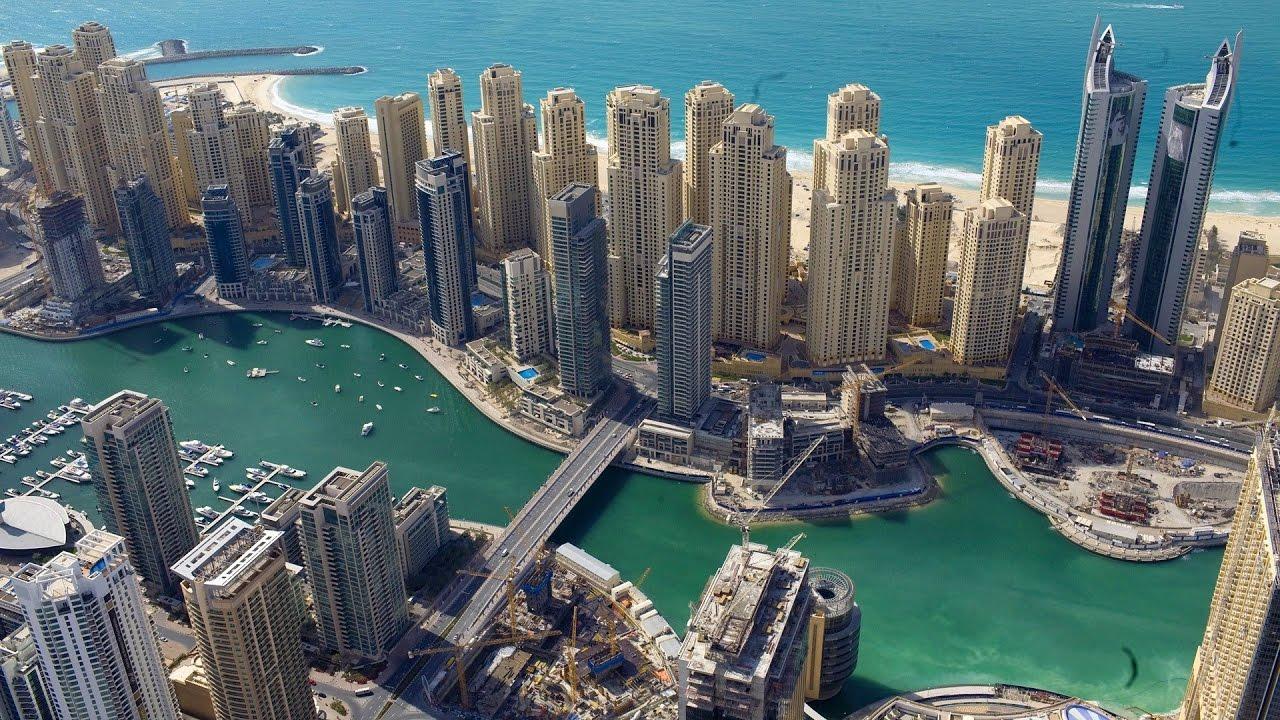 Marina Beach Dubai Complete Tour 2 3