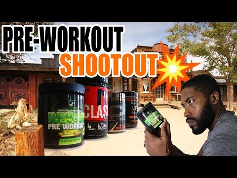 Best Pre Workout   You Should Know About