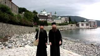 4. Русский монастырь на Афоне(, 2016-01-12T20:15:20.000Z)