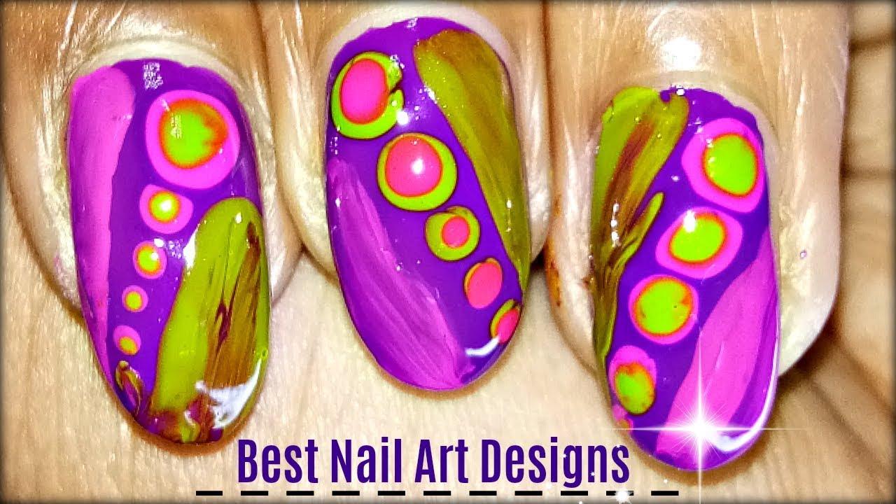 Best nail art designs tutorial video 2017 diy new nail polish best nail art designs tutorial video 2017 diy new nail polish art strategy prinsesfo Images