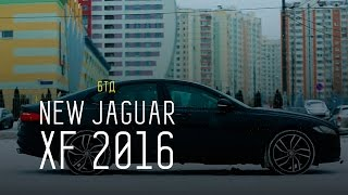NEW JAGUAR XF 2016