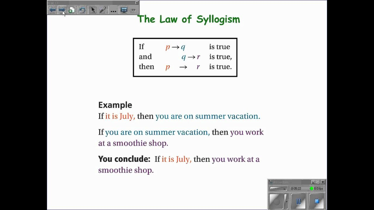 Worksheets Syllogism Worksheet law of syllogism and detachment worksheet with answers intrepidpath 2 4 deductive reasoning