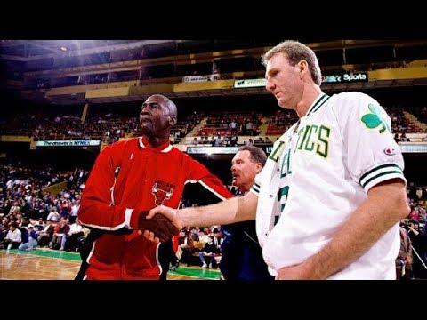 Michael Jordan v Larry Bird 1988