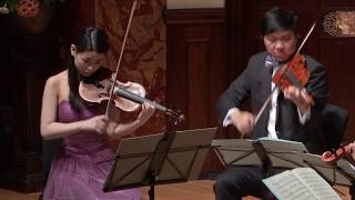 2018 Wigmore Hall International String Quartet Competition Final & Prize Giving