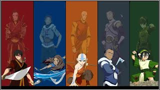 Legends are Made   Avatar AMV