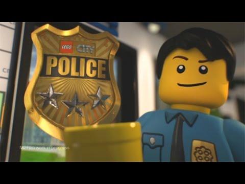 Lego City Polisi 06 Kedai